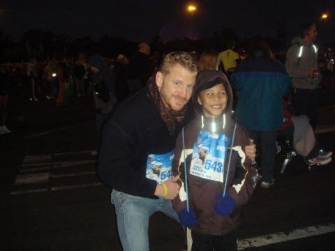 Disney and TSA 5K Run 2010