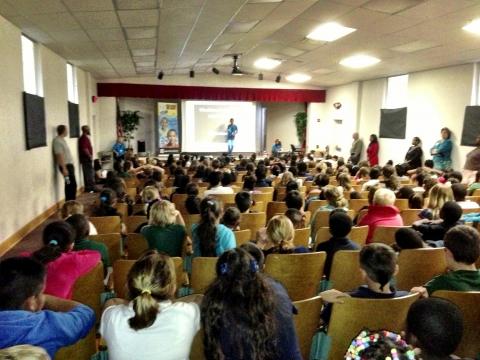 Jaylens Challenge Foundation - School Visit