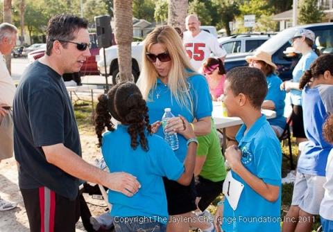 Jaylens Challenge 5k Run-Walk 2011